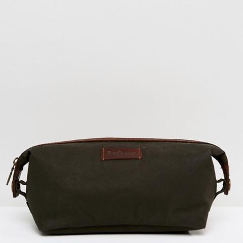 Drywax Convertible Wash Bag