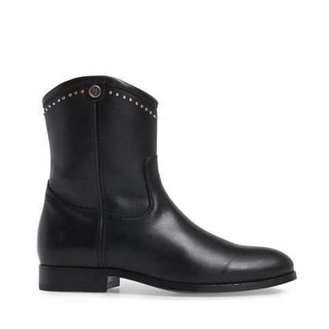 Melissa Stud Short Boots