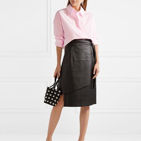 Britta Cotton-Poplin Shirt