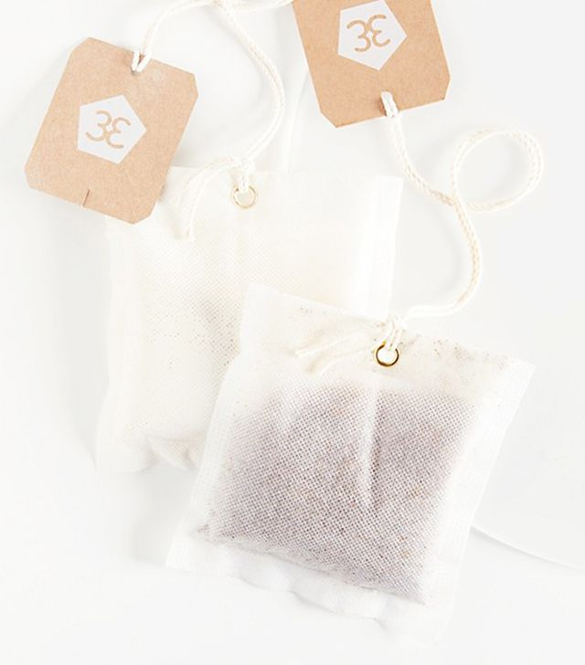 How to take a shower: The Coffee and Chai Collection Bath Brew