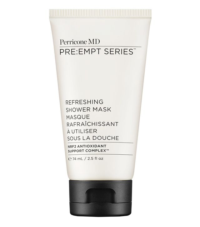 How to take a shower: Perricone MD PRE:EMPT Refreshing Shower Mask