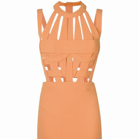 Bondage Harness Dress