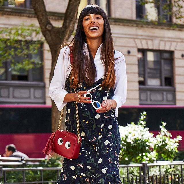 One NYC Trendsetter, 5 Perfect Work Outfits