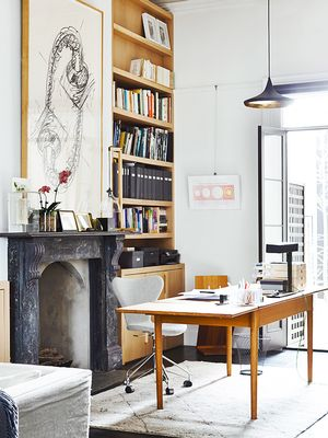 I'm a Feng Shui Expert—and I Would Never Lay Out My Home Office This Way