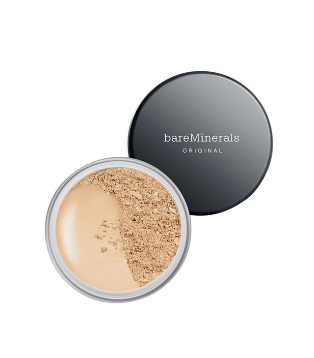 Makeup for rosacea: Bareminerals Original Foundation Broad Spectrum SPF 15