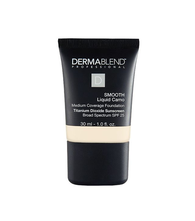 Makeup for rosacea: Dermablend Smooth Liquid Camo Foundation
