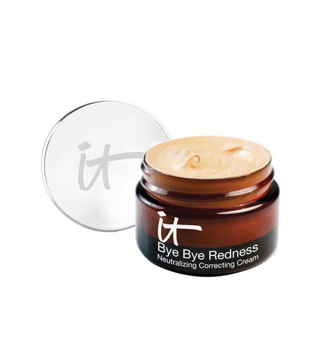 Makeup for rosacea: It Cosmetics Bye Bye Redness Neutralizing Correcting Cream