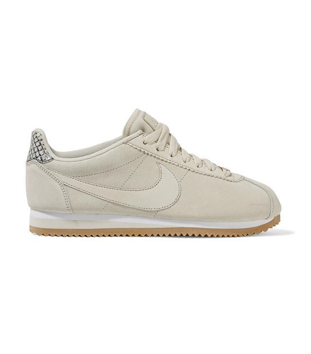 A.l.c. Classic Cortez Suede Sneakers
