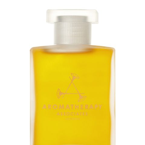 Inner Strength Bath & Body Oil