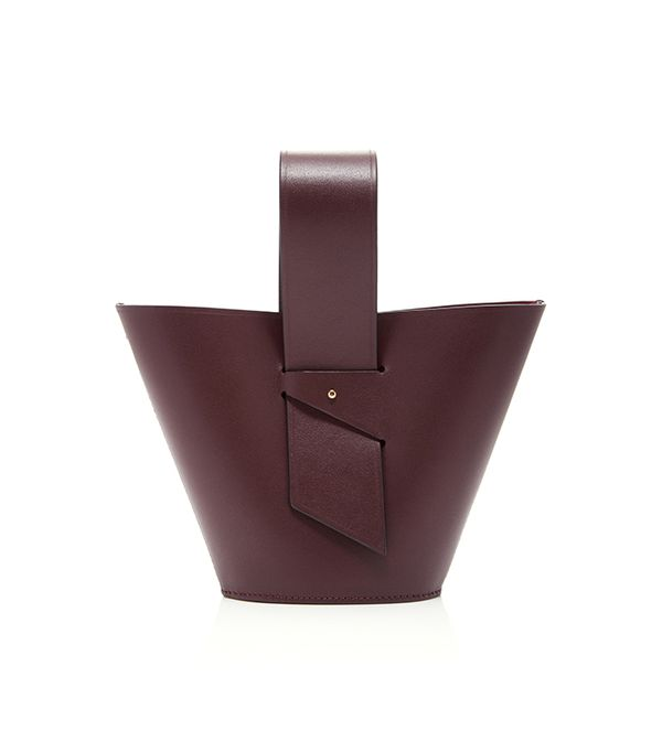 Amphora Mini Top Handle Bag