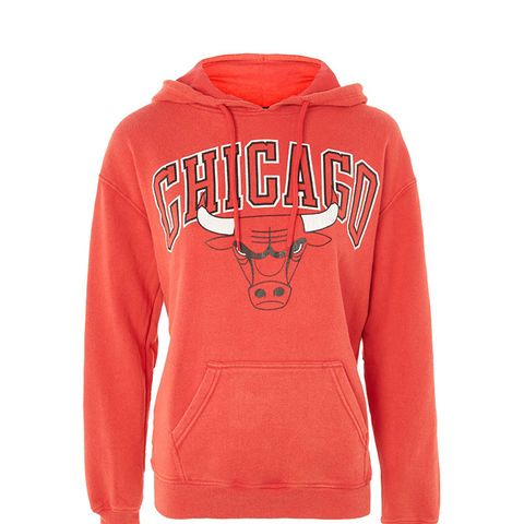 Chicago Bulls Hoodie by UNK