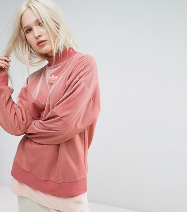 adidas Originals Velvet Vibes Sweatshirt
