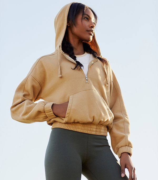 Retro Vibes Hoodie by FP Movement at Free People