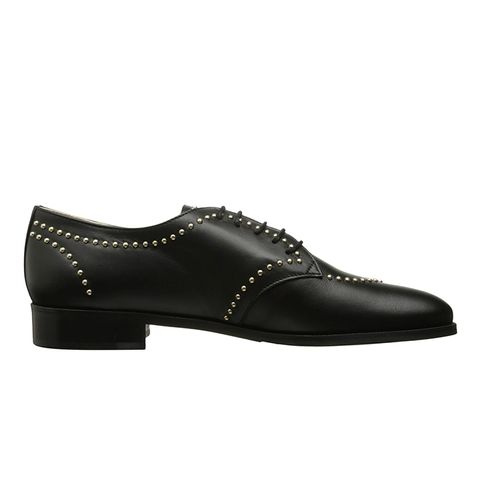 Studded Brogues