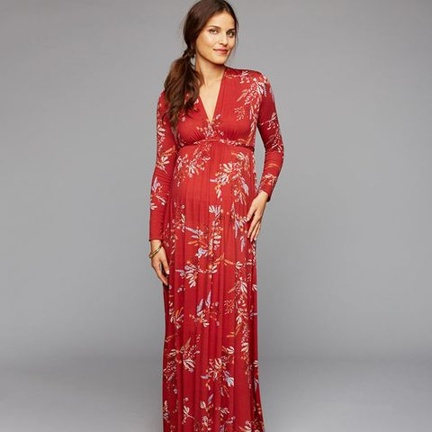 Rachel Pally Caftan Maternity Maxi Dress