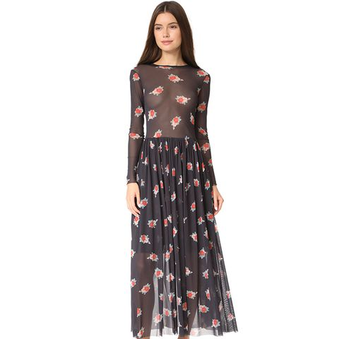 Tilden Mesh Dress