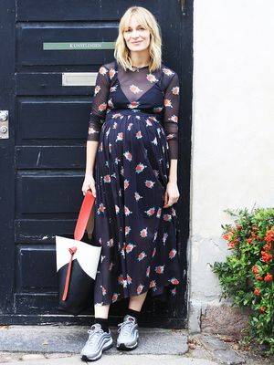 Celebrate Your Baby Shower in Style—19 Dresses for the Occasion