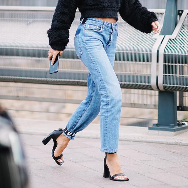 Fashion Girls Swear By These Vintage Jean Brands