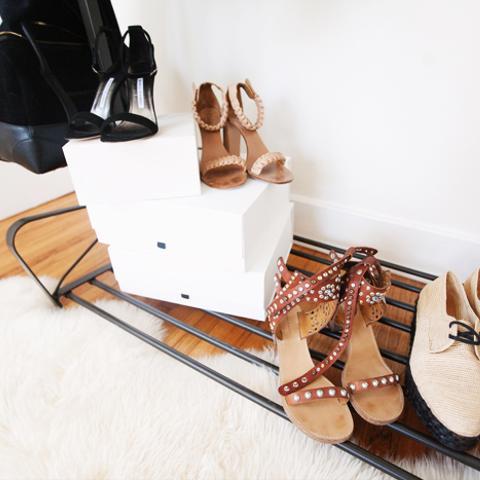 Take a Peek Inside These 4 Fashion Closets