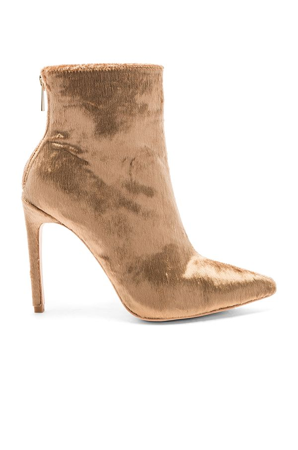 by RAYE Christine Bootie in Metallic Gold