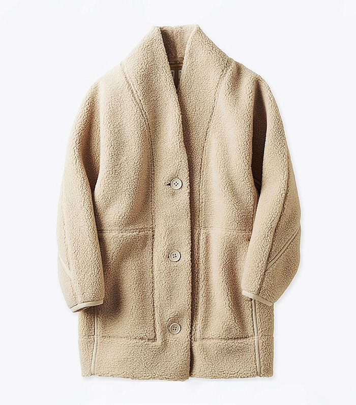 Uniqlo U Collection: Uniqlo Women Uniqlo U Fleece Long Sleeve Cardigan