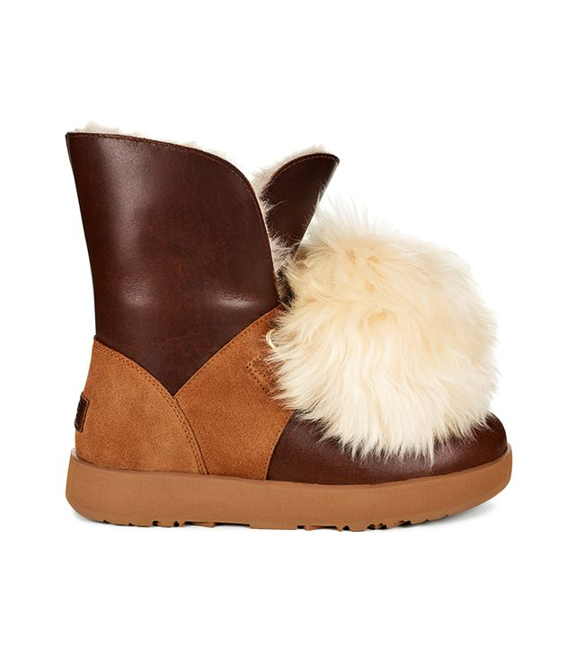 UGG Isley Waterproof in Chesnut
