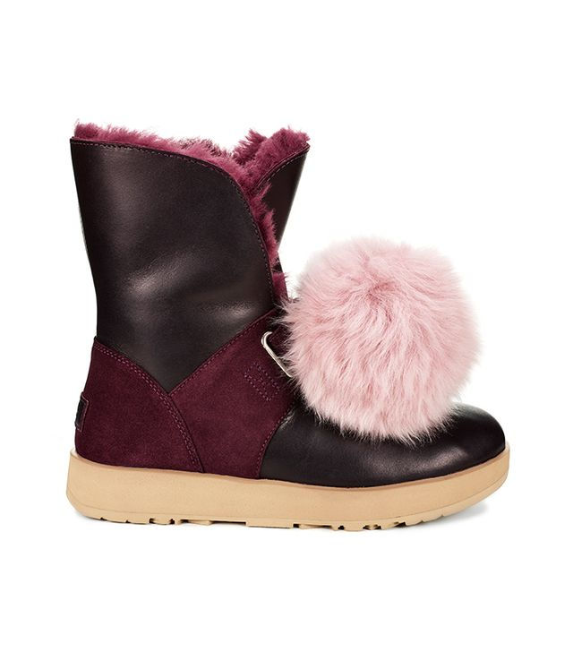UGG Isley Waterproof in Port