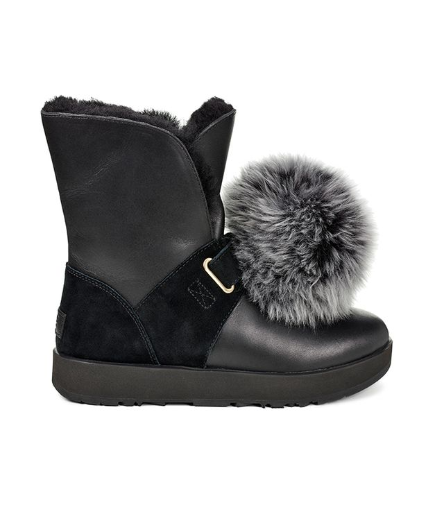 UGG Isley Waterproof in Black