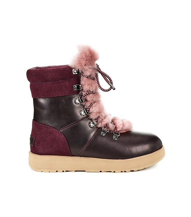 UGG Viki Waterproof in Port