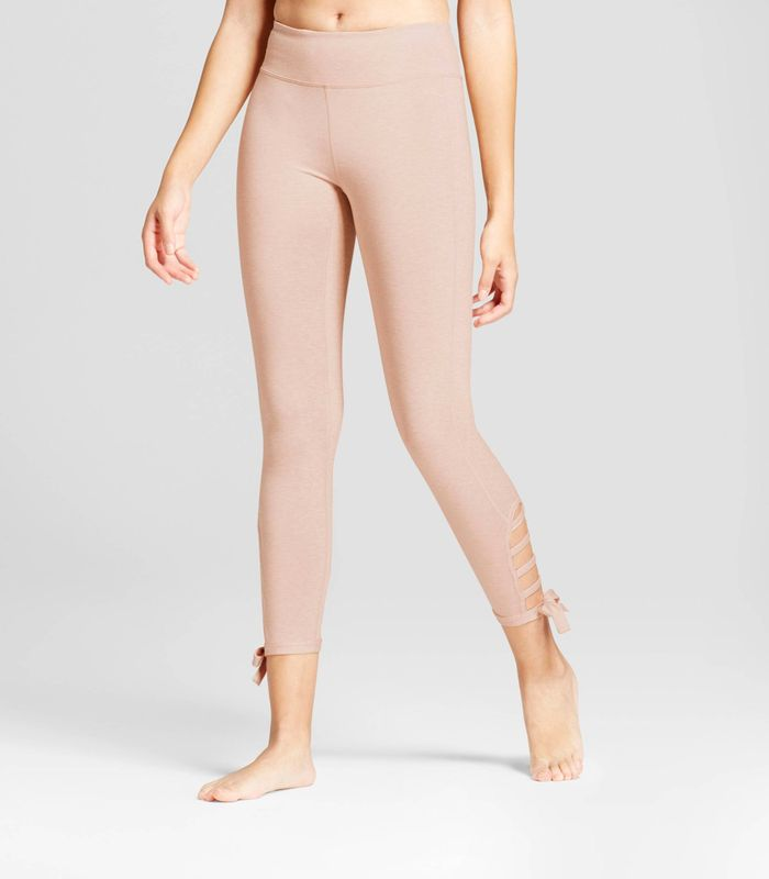 7/8 Comfort Side Tie Leggings by JoyLab