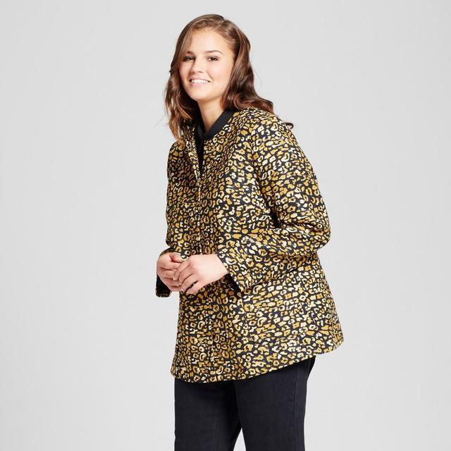 Plus Size Frock Coat