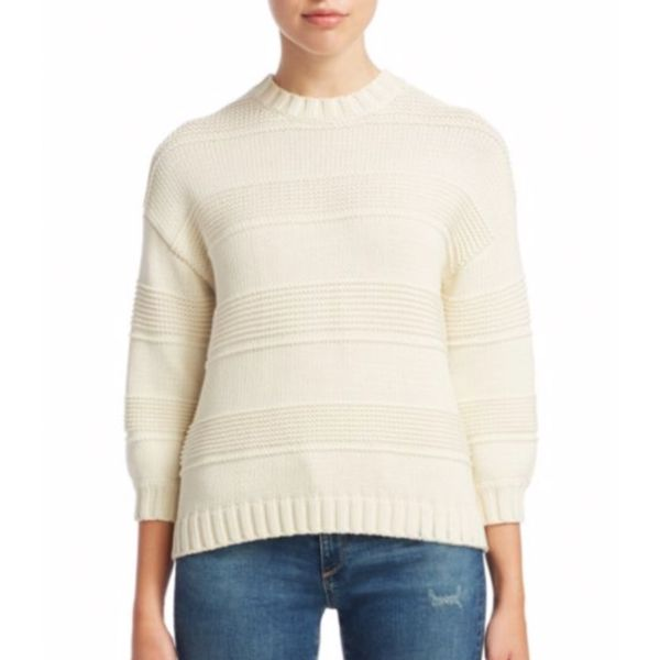AG Sabrina Crewneck Sweater