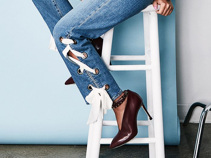 best new denim trends
