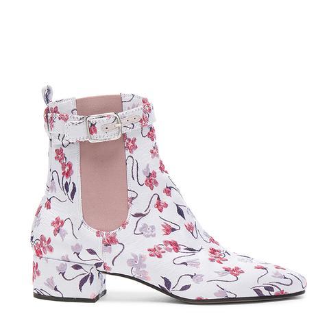 Jacquard Parnassus Chelsea Boots