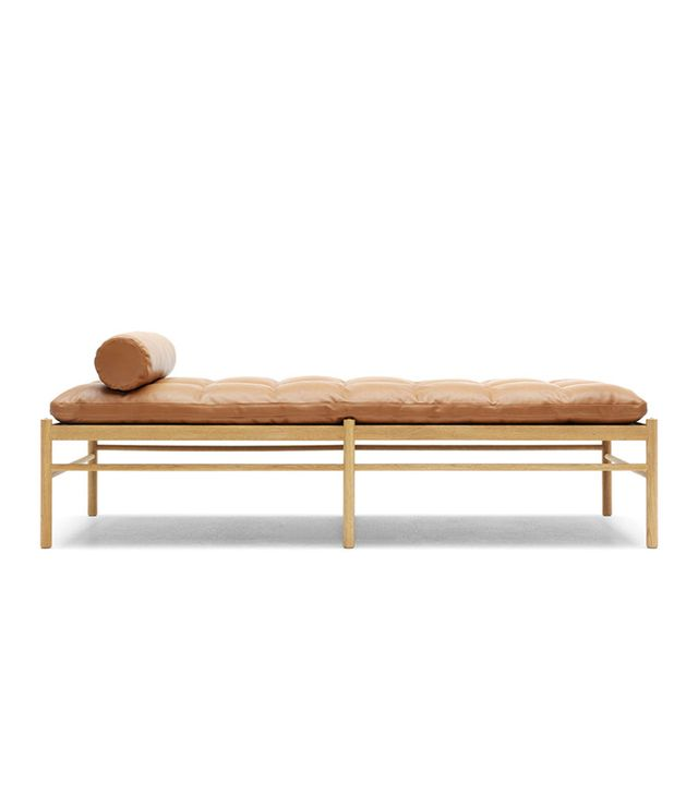 Carl Hansen Ole Wanscher 150 Daybed With Neck Pillow