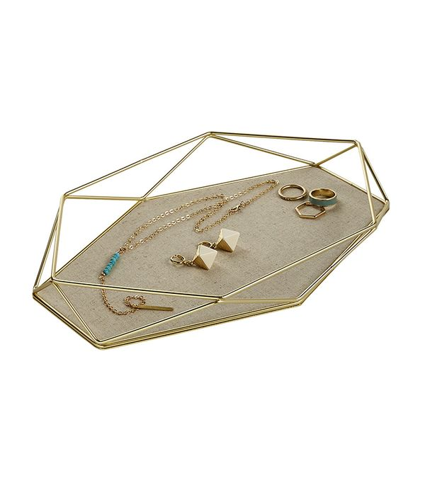 prisma geometric storage catchall