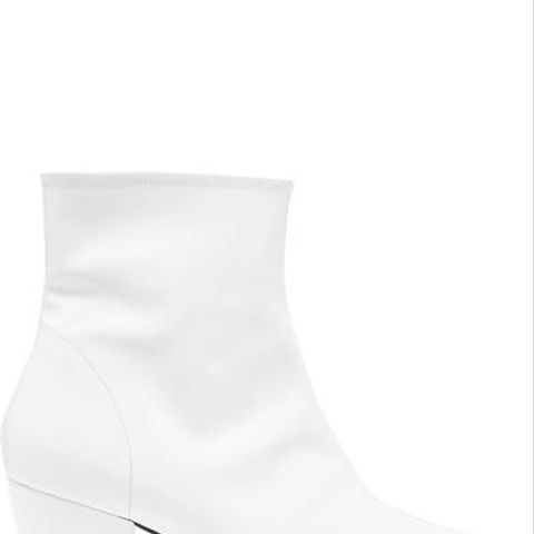 Beatnik Patent-Leather Ankle Boots