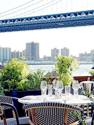 Skip Manhattan—DUMBO Is the New Hot Spot, Says Lauren Bush Lauren