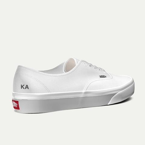 Custom Authentic Sneakers