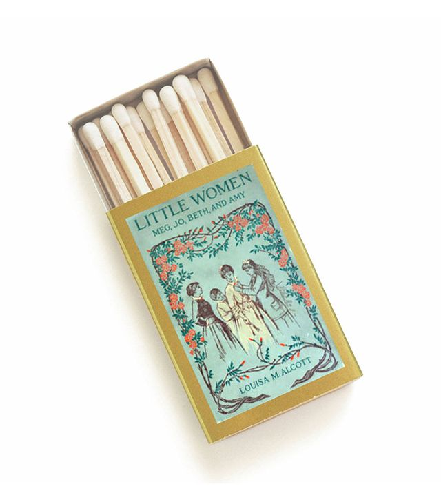 Studio Portmanteau Little Women Book Cover Matchbox