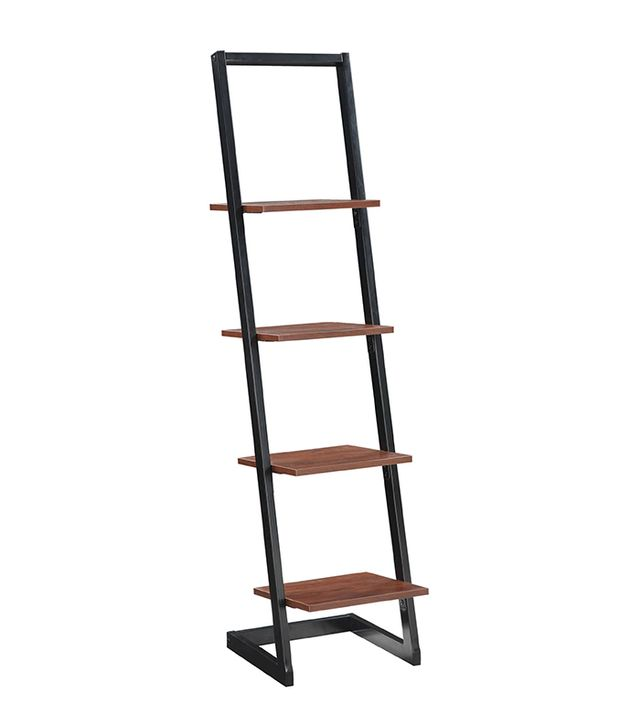 Designs2Go 4 Tier Ladder Bookshelf