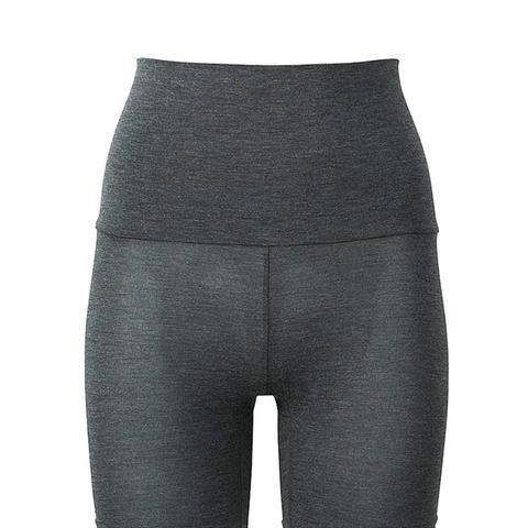 Heattech Shorts With Waist Warmer