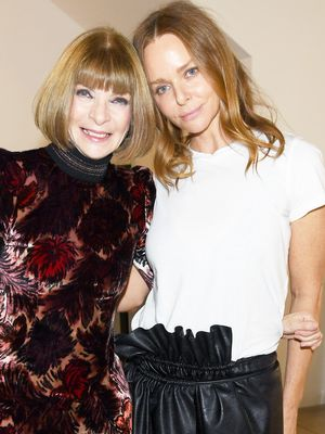 Why Anna Wintour's Ankle-Boots-and-Tights Outfit Is Unexpected