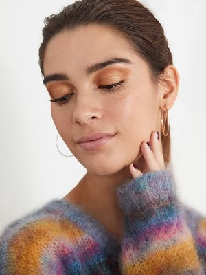 Seriously, This Is the Easiest Holiday Eye Look