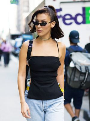 At the Time of Typing, Bella Hadid's £135 Sunglasses Are Still in Stock