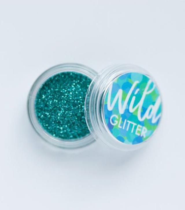 Eco-friendly beauty: Wild Glitter Biodegradable Vegan Glitter
