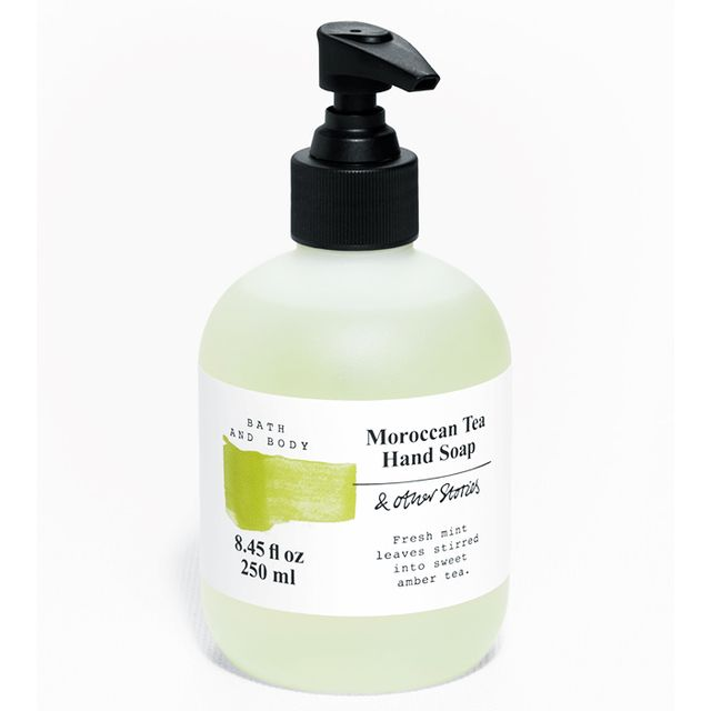 Eco friendly beauty: & Other Stories Moroccan Tea Hand Soap