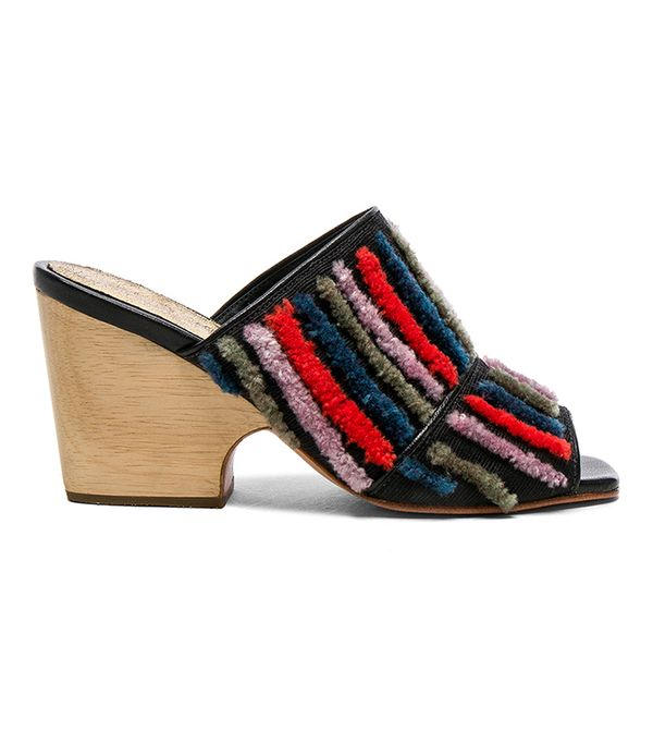 Rachel Comey Embroidered Dahl Sandals