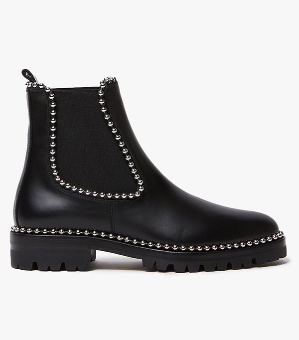 Alexander Wang Spencer Boots in Black