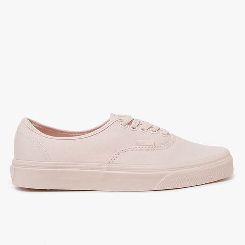 Authentic Sneakers in Peach Blush